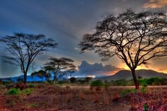 ... the gorgeous Rift Valley... Ethiopia,  Africa