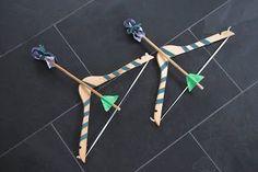 ... Lilac & Lime ...: arc et la flèche 2x