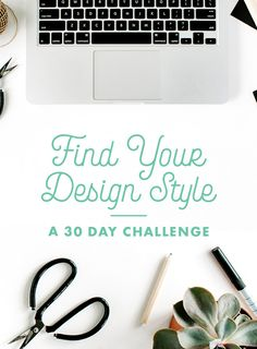 On the Creative Market Blog - Find Your Design Style: A 30-Day Creativity Challenge