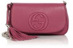 a13cdbb398eec Gucci Soho Leather Shoulder Bag Leather Shoulder Bag