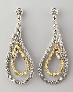 Lagos Soiree Teardrop Earrings - Neiman Marcus