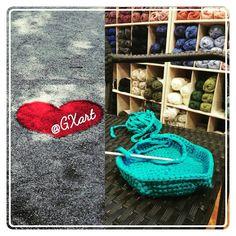 GX ArtPaper: Basket Crochet