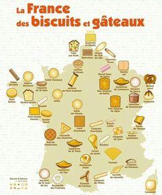 Mapa de Biscuits Français