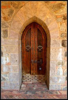 Behind this Door