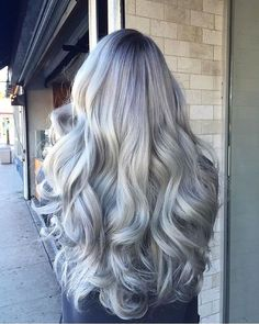 My goal is to have hair this gorgeous like omg
