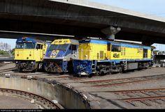 RailPictures.Net Photo: 45s1 El Zorro 45 class at South Dynon, Melbourne , Australia by Ian Green