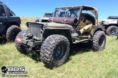 Old Jeep still on the run