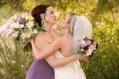 Loews Ventana Canyon Lavender Wedding | Atelier de LaFleur
