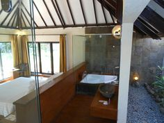 The Batu Villas #honeymoon