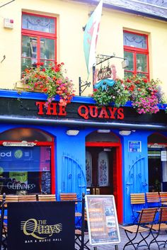 Where to go and what to do in Galway, Ireland. #travel #ireland #galway