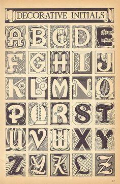 Speedball Lettering, 1957