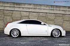 Cadillac CTS V-coupe