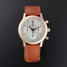 Jaeger LeCoultre Master Control Chronograph // 145.2.31 // Pre-Owned