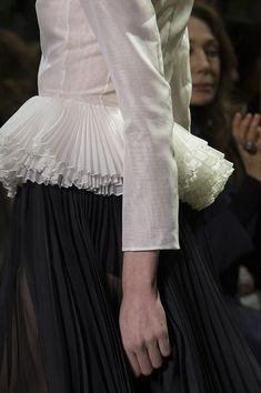 Christian Dior Couture Spring 2017, Paris (Details)