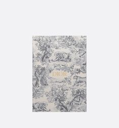 Toile de Jouy square scarf in silk twill - Accessories - Women's Fashion Christian Dior, Print Wallpaper, Pattern Wallpaper, Dior Vintage, Home Gifts, Boutique, House Warming, Decoration, Vintage World Maps