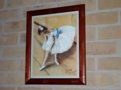 Ballerina.  Made by Janet