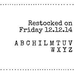Restocked Friday 12.12.14 1pm AEDT................................................................Lights will be shipped within 3 days of ordering. FOR GUARANTEED PRE-CHRISTMAS EXPRESS OVERNIGHT DELIVERY WITHIN AUSTRALIA PLEASE ADD THIS TO YOUR CART FROM THE HOME SCREEN. Regular shipping timeframes are usually 2 - 5 business days................................................................Little Letter Light Co's battery operated White Letter Lights are a ...