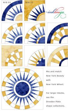 New York Wheel with NYB 03
