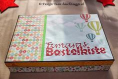 handicraft work box