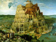 """The Tower of Babel"" by Pieter Breughel"