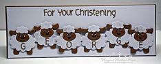 dutchess: a christening card