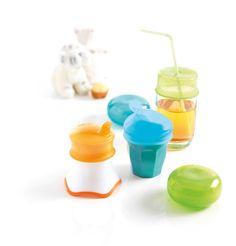 Mastrad Baby silikonowe drinking cups