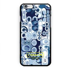 Coach New Fashion Logo Print On Hard Plastic Case Cover For iPhone 6s 6s+ 7 7+ #UnbrandedGeneric #iphone #case #iphonecase6s #iphonecase6splus #iphonecase7 #iphonecase7plus #coach