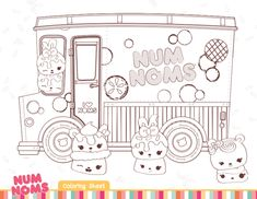 28 Exciting Num Noms Birthday Parties Images Birthday