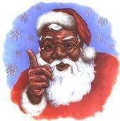 87 Best Santa S Round The World Images Black Santa Papa Noel