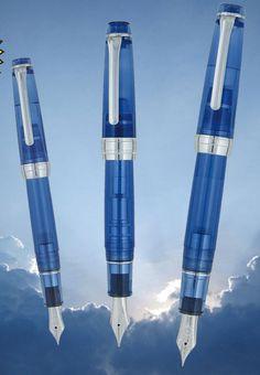 Sailor Professional Gear sky fountain pen
