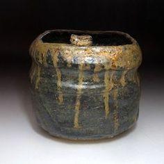 JAPANESE TEA CEREMONY   Details about AJ9: Vintage Japanese Tea Ceremony Mizusashi, Water ...