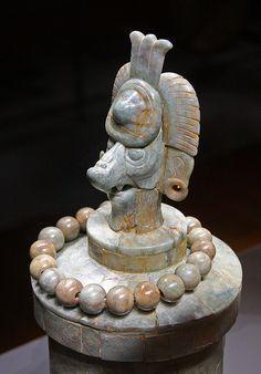 Jade vessel   Jade vessel, Maya civilization, Guatemala, Col…   Flickr