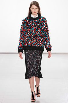 Issa | Fall 2014 Ready-to-Wear Collection | Style.com