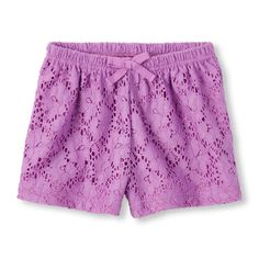 The Childrens Place - A trendy short for your fashionista!
