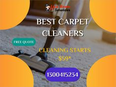 Give a fresh and healthy look to your #carpet with the help of #bestcarpetcleaners in Lica Home Services.