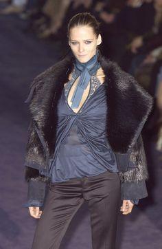 Gucci at Milan Fashion Week Fall 2005 - Runway Photos