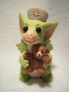 My aunt had always wanted a tattoo of one of these cuties. Think ima get this one to rep nursing and her!