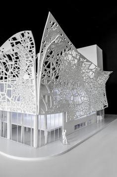 FILED UNDER: Rosalie Sharp Pavilion Bortolotto Ontario College of Art and Design University Toronto Canada 2015 exhibition architecture