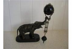 Amazing Elephant Mystery Clock. £400