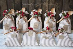SUGAR COOKIE SACK <br> (these are so easy to make and gift)