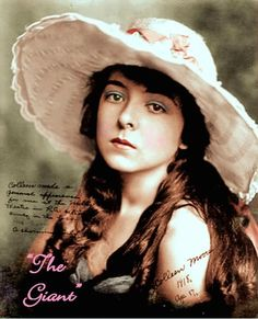 Colleen Moore-Very Young Early 1918