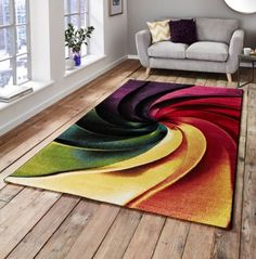 Twister Rug