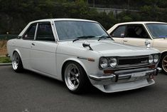 It's been a wihle since we've posted any retro Japanese machines, so here you go. A mean looking 510 Bluebird Coupe at a recent 510 meet on Japan's Shikoku island. Sometime we need to get out to Shikoku to check out the scene on the smallest of Japan's main islands… -Mike Garrett Source: The 510 …