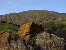 Mission Peak Fremont CA.jpg No shades, so best in early spring/late fall