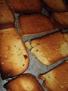 Fette biscottate con MDP