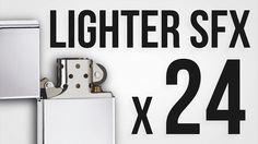 Royalty-free zippo lighter sound effects.