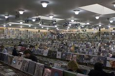 Now You Can Get Your Medical Marijuana Card at Amoeba Music in the Haight. I miss Amoeba