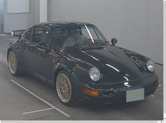 Becoming increasingly rare Porsche 911 964 Turbo Porsche 911 964, Japanese Imports, Japan Cars, Tokyo, Auction, Vehicles, Tokyo Japan, Car, Vehicle