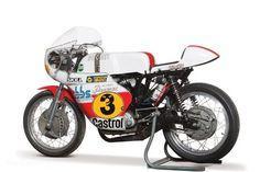 Ducati 450 Desmo Corsa Replica - 1972