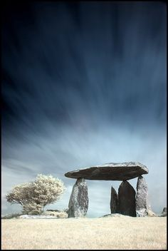 Pentre Ifan, Newport Pembrokeshire, West Wales.  This is just up the road from Glandwr